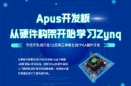 Apus开发板——从硬件构架开始学习Zynq